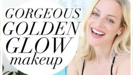 Gorgeous Glow Makeup - Easy Everyday Makeup Tutorial