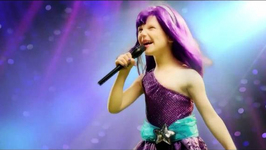 5-Year-Old Cancer Survivor Performs 'Roar' In Her Own Music Video