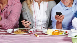 Cell Phones Cause Restaurant Delays According to Anonymous Restaurant