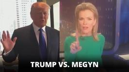 Fox News fires back after Trump 'attacked' Megyn Kelly