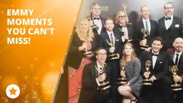 Emmy Award's most shared moments