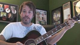 Right Hand Muting - Strumming Patterns - Beginner Guitar