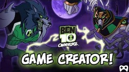Ben 10 Omniverse Game Creator - Full Gameplay - Ben 10 Games