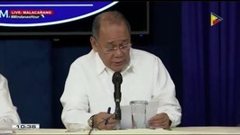 Martial law in Mindanao stays  Malacanang