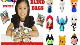 New Disney Figural Keyrings Series 2 Blind Bags