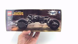 LEGO Batpod SuperHeroes Unboxing Limited 1 of 1000