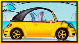 Kids Cartoons - Helpy The TRUCK Transformer - SNOW PRISON