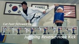 Amazing Taekwondo Kick (Taekwondo)