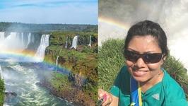 Iguazu Falls Brazil And Argentina - Heaven on Earth