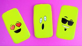 Diy How To Make An Emoji Balloon Phone Case 5 Minutes Craft Video