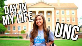A Day In The Life Of A Unc Student - University Of North Carolina Day In My Life