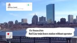 Red Line Turns Into A Ghost Train In Boston
