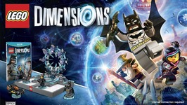 30 LEGO Dimensions Starter Pack for Prime Members, 15 for All