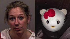Woman Dressed as Hello Kitty Arrested for Drunk Driving