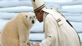 Is the Pope the Last Prayer For Stopping Climate Change