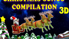 Christmas Songs Compilation In 3D