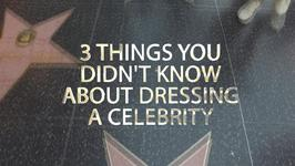 Secrets of a celebrity stylist days before the Oscars