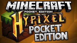New Hypixel Server For MCPE - Hypixel PE Minigames Server - Minecraft PE -Pocket Edition
