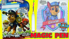 paw patrol imagine ink magic marker r - Imagine Ink Coloring Book