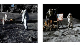 Who Was The First Person To Play Golf On The Moon?