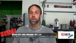 The Brick Show Experience Coming to Chicago, Oct. 2-4