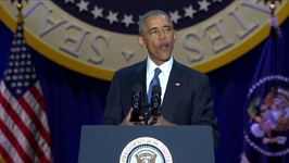 Obama Says Yes We Did In Farewell Address