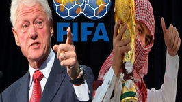 Qatar FIFA World Cup Bribe Enrages Bill Clinton