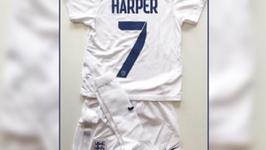 Harper Beckham Joins the Team