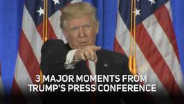 Trump's Press Conference Is EXACTLY What You Expected
