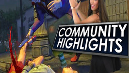 Killer Clown can't stop Kate from Dancing - Community Highlights