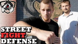 Most Common Street Fight Move And How to Defend Against It