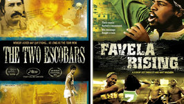 The Two Escobars And Favela Rising With Documentary Dir. Jeff Zimbalist