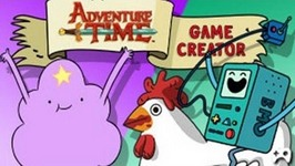 Adventure Time - Game Creator - Full Gameplay - Adventure Time Games