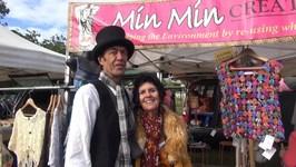 Gold Coast Markets - Burleigh Arts And Crafts, Queensland, Australia