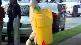 Texas Ebola Waste Handling Gets an F