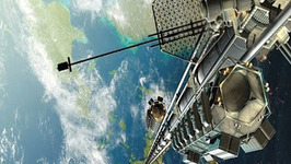 Japans Obayashi to Build Space Elevator by 2050