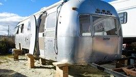 Airstream Rebuild - Weekly Vlog