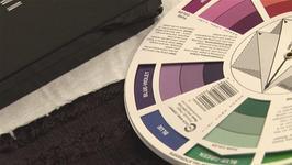 How To Apply Purple Eyeliner Using Slanted Brush