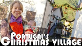 PORTUGUESE PEOPLE DO CHRISTMAS RIGHT - FAMILY VLOGGERS DAILY VLOG (ADITL EP464)