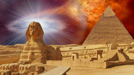 Secrets of Egypt and Hidden Pyramid Symbols Revealed by John Anthony West 1/2