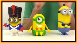 Minions Adventures - Construction Danger Rescue Stories With Kevin, Norbert And  Steve