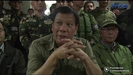 Duterte to lift martial law when its safe in Mindanao