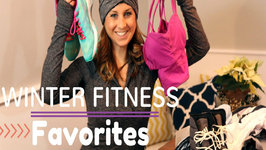 Winter Workout Favorites 2015 - Lululemon, Athleta, Aasics, Adidas and More