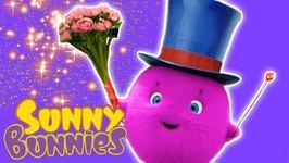 Cartoon - Sunny Bunnies - HOCUS-POCUS - Funny Cartoons for Children