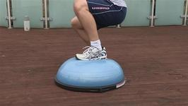 Bosu trainers: how to use them