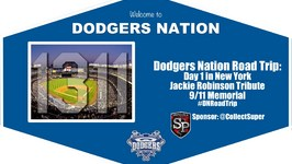 Dodgers Nation Road Trip: Day 1 in New York