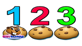 Counting Cookies - Counting in English - Counting Lesson - Learn to Count - Kids Learning
