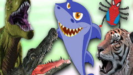 Best of Finger Family Collection  Dinosaur Finger Family and Many More Wild Animals