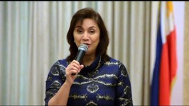 Robredo says work continues despite challenge from Marcos
