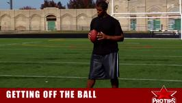 Getting off The Ball